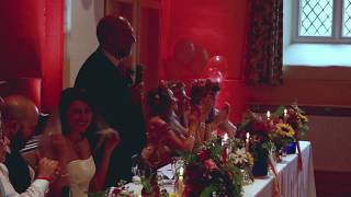 Grant & Liz Get Married - Father of the Bride Speech