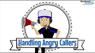 Handling Angry Callers | Online Call Center Agent Soft Skills Part Three