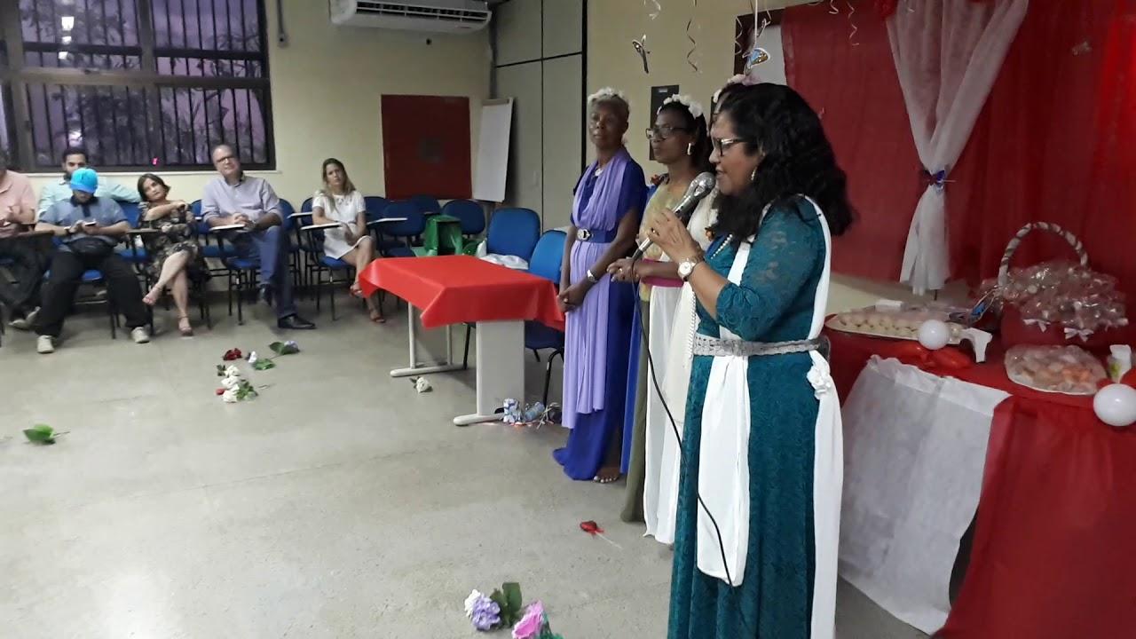 Família Projeto De Deus: Teatro Evangélico ÁGUAS