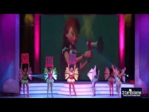 Winx Club Musical Show a Padova
