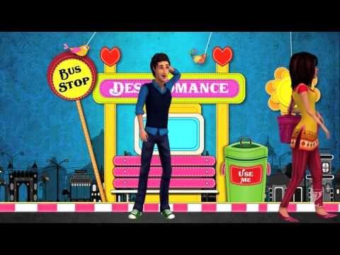 Desi Romance Mobile App Promo Video - By GIRGIT STUDIOS
