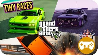 TINY RACERS EN GTA V ONLINE PS4 CON EPSILONGAMEX #29