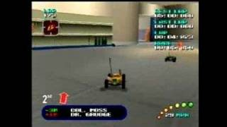 Re-Volt Nintendo 64 Gameplay_1999_07_29
