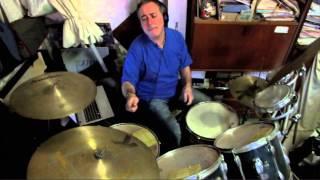 The Lady Lies (GENESIS) - Riccardo Camilli Drum Solo