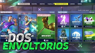 *TWO CONSIGNERS AND FOOTBALL SKINS* FORTNITE STORE April 10