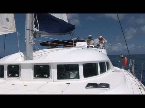 Chartering a Catamaran in the BVI