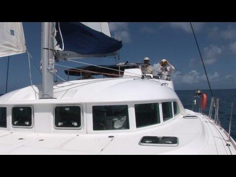 Chartering a Catamaran in the BVI