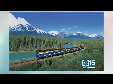 AAA Travel: Canada By Rail