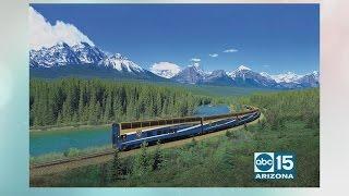 AAA Travel: Canada by rail