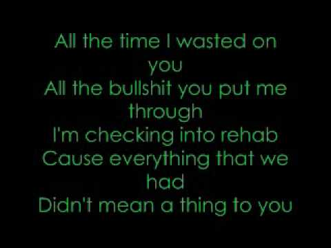 Love Drunk - Boys Like Girls (with lyrics)