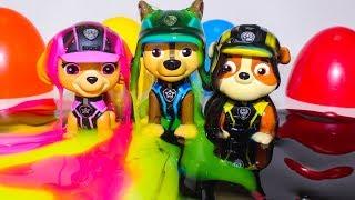 Щенячий патруль все серии подряд Мультики для детей про игрушки Paw Patrol Видео для детей PJ Masks
