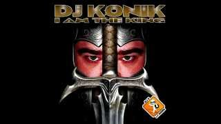 Dj Konik - I Am The King (Previa)