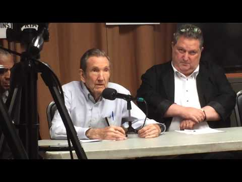 Ramsey Clark on Syria