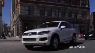 2012 Volkswagen Touareg TDI Lux - Autoweek Drivers Log