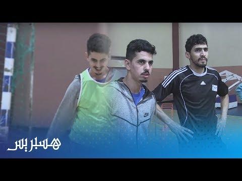 أيوب.. شاب من أكادير يواجه الإعاقة بكرة القدم