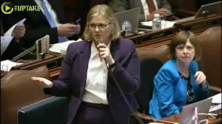 Bonding Bill Chaos In MN House - Full Debate