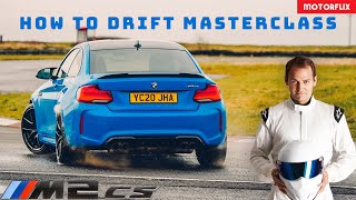 HOW TO DRIFT With Ben Collins the Ex-Stig in a BMW M2 CS.