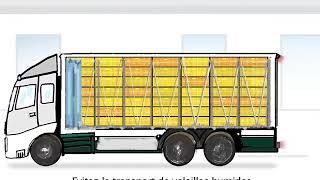Bonnes et meilleures pratiques en transport de volaille
