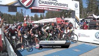 Mens STXC Pro First Lap 2016 Volkswagen Mt Bike Nationals(2016 Volkswagen Mt Bike Nationals., 2016-08-02T23:53:28.000Z)