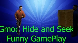 Garry's Mod Hide and Seek Funny Game Play