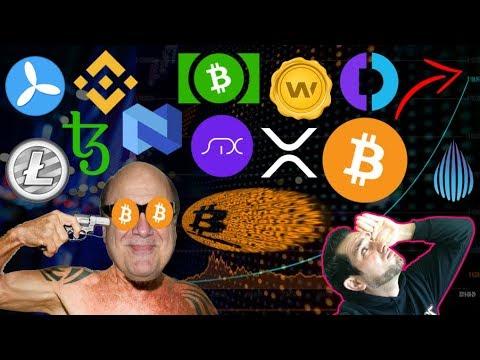 "$1 Million $BTC is ""Conservative""?!? Binance Preps for Institutional Flood! Ukraine Legalizes Crypto"