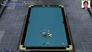 Virtual Pool 4 Blog - #2 Straight Pool - First to 25 Balls (Best of 3 games)