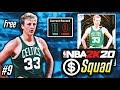 NO MONEY SPENT SQUAD!! #9 | IF WE WIN WE GET A FREE DIAMOND CARD IN NBA 2K20 MyTEAM!!
