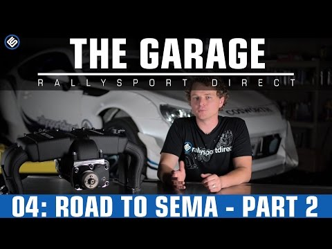 The Garage - Road To SEMA (Part 2)