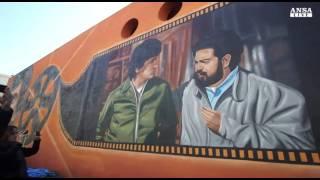 Un murales per l
