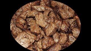 Ağızda Dağılan Yumuşacık Et Kavurması (Mild Roaste