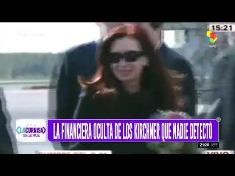 La financiera oculta de los Kirchner que nadie detectó