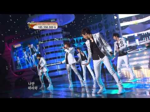 "[1080p HD] SS501 ""Love Like This"" at Give A Child New Life Charity Event 091130"