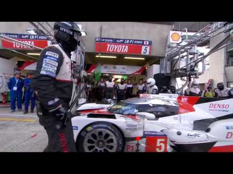 2016 24 Hours of Le Mans - HIGHLIGHTS -from 6AM to 8AM