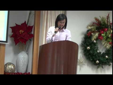 El milagro que Dios desea hacer en mí - pastora Marimar - Avivamiento, Casa de Oración