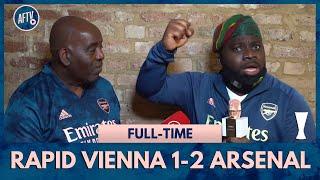Rapid Vienna 1-2 Arsenal | It Was Great To See Aubameyang Scoring Again (Kelechi)