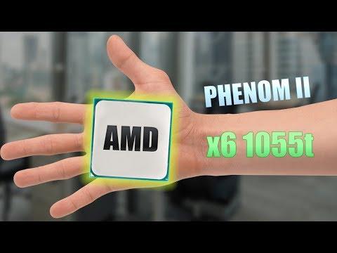 💪🏻 AMD PHENOM II X6 1055t In 2019 ☄