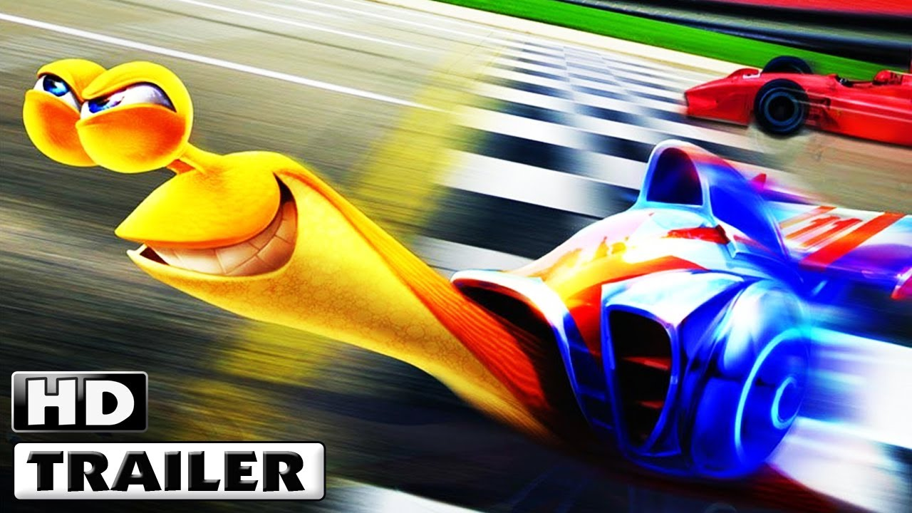 Turbo Trailer En Español 2013 Youtube