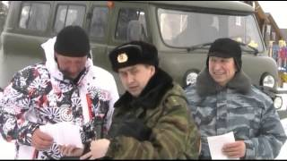видео Праздник 23 февраля на базе отдыха в России
