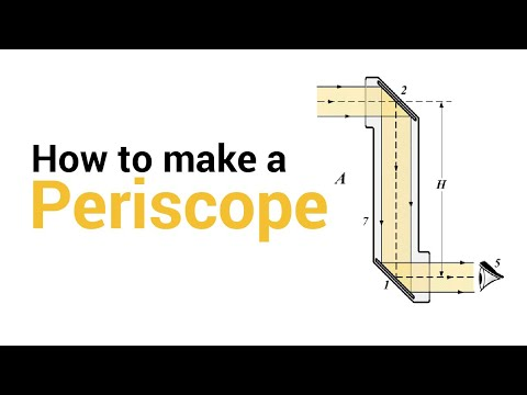 how to draw a periscope