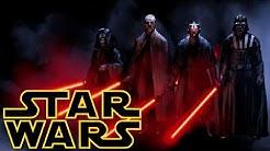 STAR WARS: Top 10 SITH-LORDS! (Ergebnis der Umfrage)