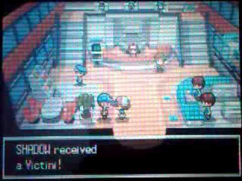 Pokemon Victini Event Movie 14