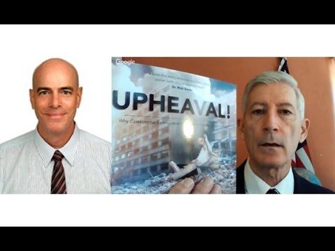 John Casey Author of UPHEAVAL & ADAPT 2030 Discuss Catastrophic Earthquakes Striking USA (315)