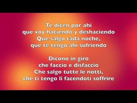 Shakira Feat. Maluma - Chantaje (Testo + Traduzione ITA)