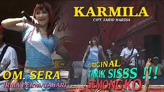 Tarikk siiisss semongko (ini lho yang asli) - Karmila - Irma Permatasari ( Official Music Video )