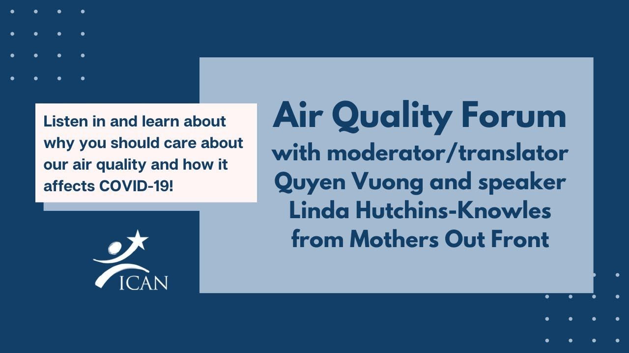 ICAN Air Quality Forum