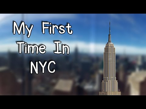 My First Time In New York City (April 23-26, 2015)
