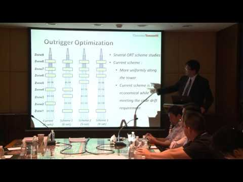 "CTBUH 2014 Shanghai Conference - Yi Zhu & Paul Fu, ""Structural Design Challenges"""