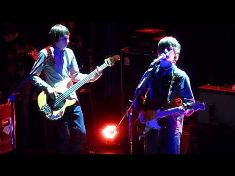 "Jake Bugg LIVE ""Ballad Of Mr. Jones"" Bowery Ballroom NYC"