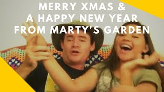 Martys Garden Australia Merry Xmas Happy New Year 2018 2019
