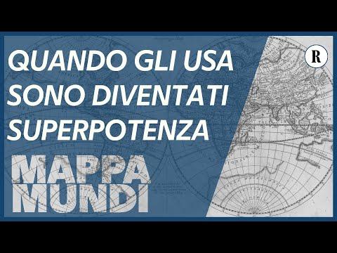 Il 'secolo americano', quando gli Stati Uniti sono diventati una superpotenza - Mappa Mundi
